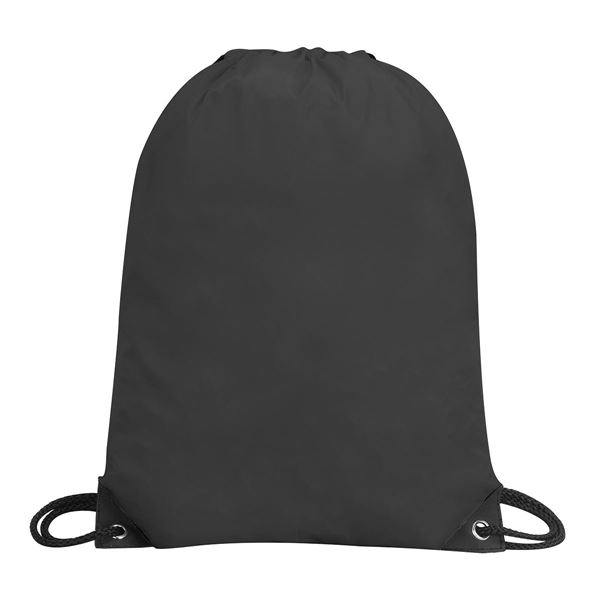 Picture of STAFFORD DRAWSTRING BACKPACK  5890 Black