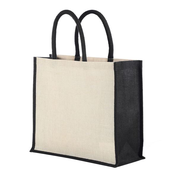 Immagine di BANGALORE JUTTON SHOPPER 1113 Natural/Black