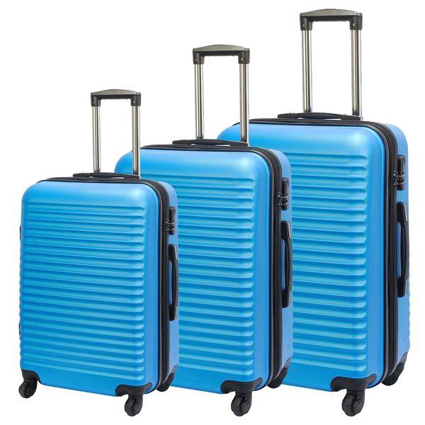 Image sur 2360-72 TEL AVIV SET Turquoise