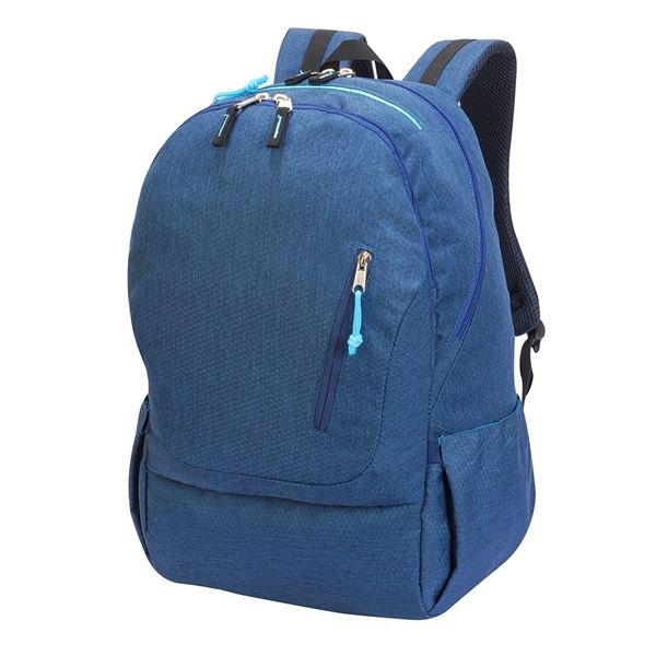Image sur 5812 COLOGNE ABSOLUTE LAPTOP BACKPACK Denim Mélange