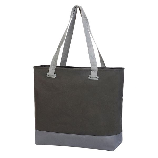 4133 BüRMOOS WELLNESS LEISURE BAG أسود/  رمادي