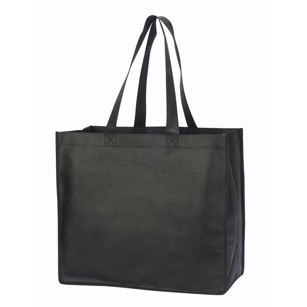 Picture of LYON SHOPPER BAG 4120 Black