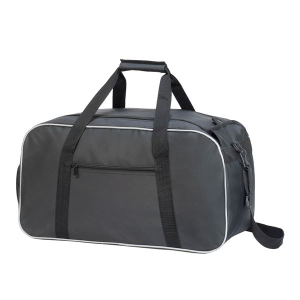 Picture of 2528 DUNDEE WORKWEAR/ OUTDOOR DUFFEL BAG Black