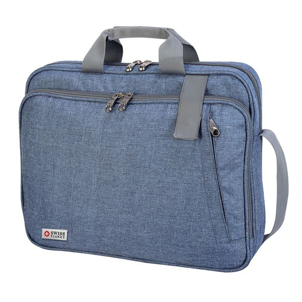 Picture of LUGANO LAPTOP CONFERENCE BAG 2892 Denim Melange