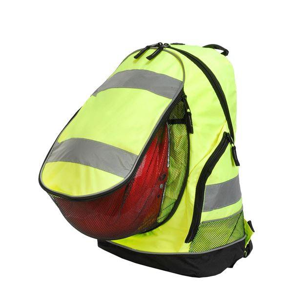 Picture of HIVIS BACKPACK 8001 Hi-Vis Yellow
