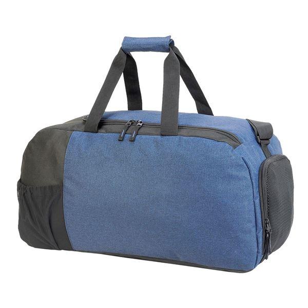 Image sur MARATHON SPORT BAG 1590  Mélange de Bleu marine/ Noir