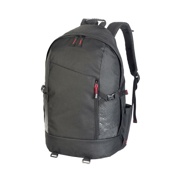 Image sur 1786 GRAN PEIRRO HIKER BACKPACK Black