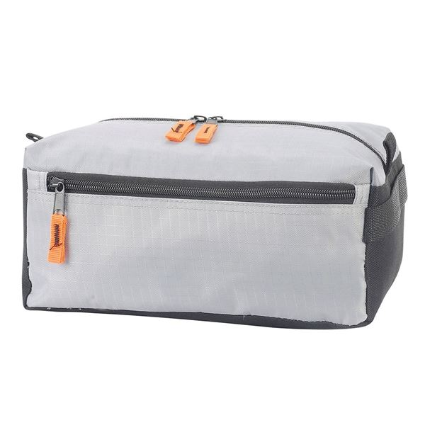 Picture of IBIZA TOILETRY BAG 2484 Silver