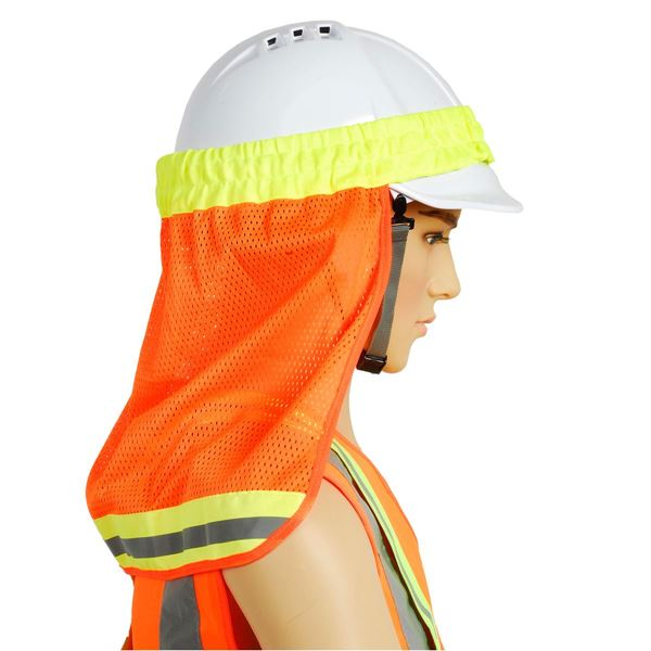 Picture of 2583 HELMET COVER Hi-Vis Orange
