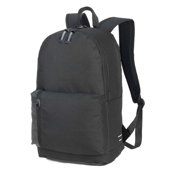 Bild von 7687 PLYMOUTH STUDENT BACKPACK Black