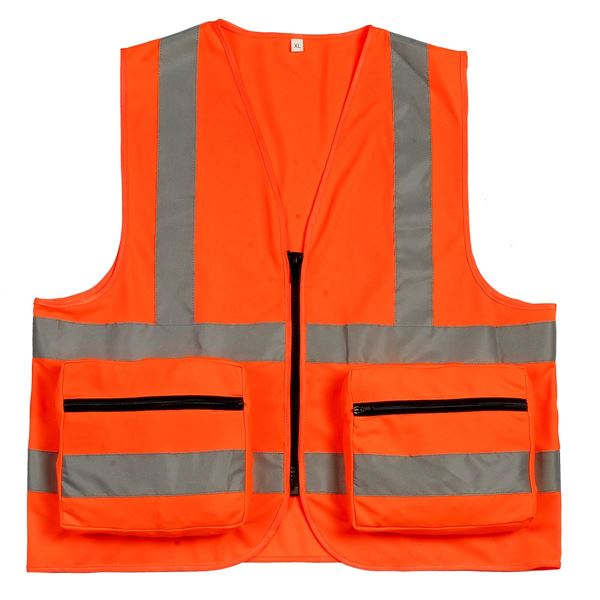 Bild von ENGINEER VEST 2593  Hi-Vis Orange